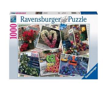 Ravensburger Nyc Floral 1000Pcs