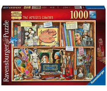 Ravensburger The Shelf Artist 1000Pcs