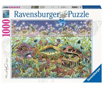 Ravensburger The Underwater World At Dusk 1000Pcs