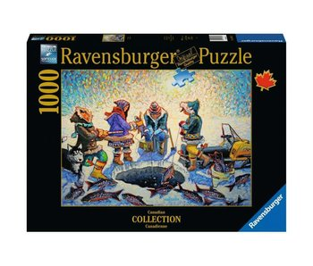 Ravensburger Ice Fishing 1000Pcs
