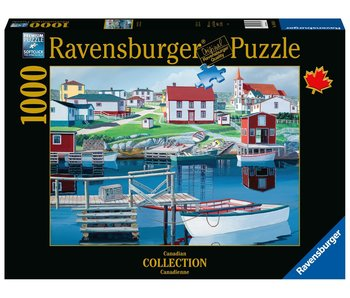 Ravensburger Port De Greenspond 1000Pcs