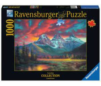 Ravensburger Three Sisters Alberta 1000Pcs