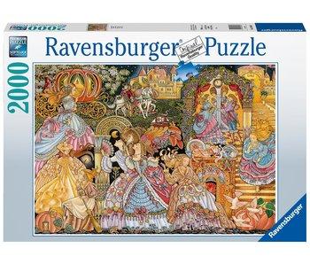 Ravensburger Cinderella 2000Pcs