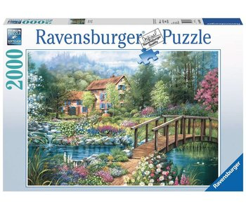 Ravensburger Shades of Summer 2000Pcs