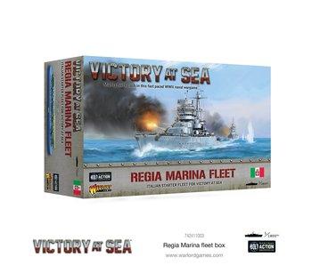 Victory At Sea Regia Marina fleet box