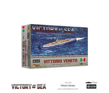 Victory at Sea Vittorio Veneto 1943