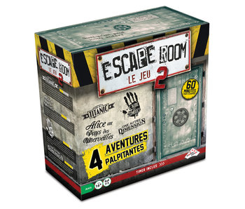 Escape Room Le Jeu 2