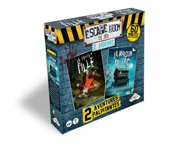 Coffret 2 joueurs (Horreur) - Escape Room