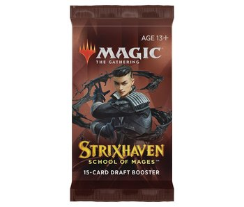 MTG - Strixhaven School of Mages - Draft Booster Pack