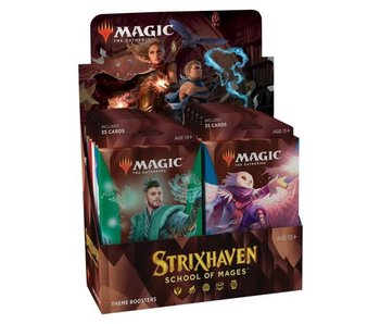 Strixhaven School of Mages - Theme Boosters