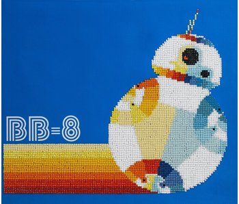 BB-8 Diamond Painting Kit