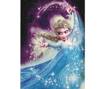 Elsa Magic Diamond Painting Kit