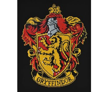Gryffindor Crest Diamond Painting Kit