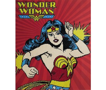Wonder Woman Diamond Painting Kit