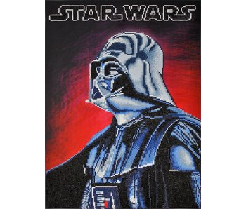 Darth Vader Diamond Painting Kit