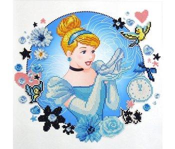 Cinderella´s World Diamond Painting Kit