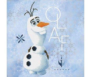 Olaf Diamond Painting Kit