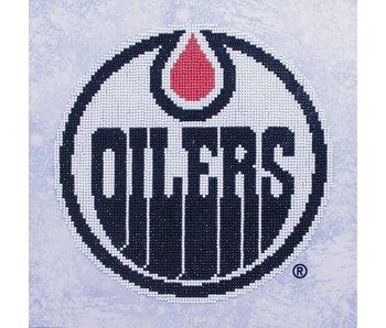 NHL Edmonton Oilers Diamond Painting Kit