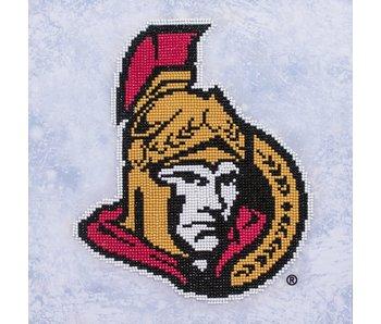 NHL Ottawa Senators Diamond Painting Kit