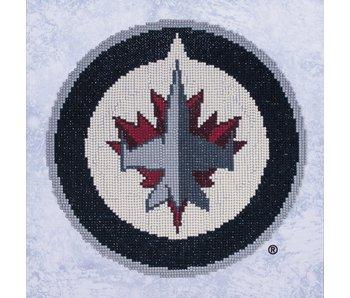 NHL Winnipeg Jets Diamond Painting Kit
