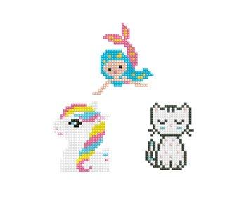 Dotzies SWEET - Kitten - Mermaid - Pony