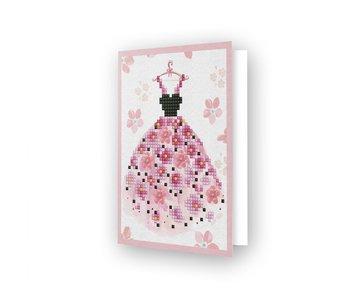 Diamond Dotz Party Time Greeting Card