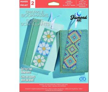 Diamond Dotz Bookmarks