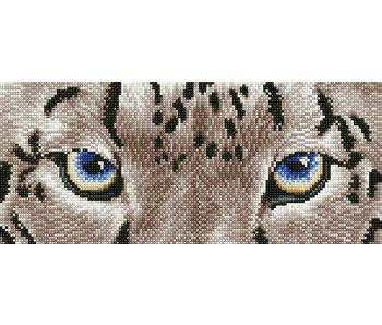 Diamond Dotz Snow Leopard Spy
