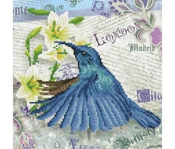 Diamond Dotz Hummingbird Travels