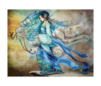 Diamond Dotz Dragon Princess
