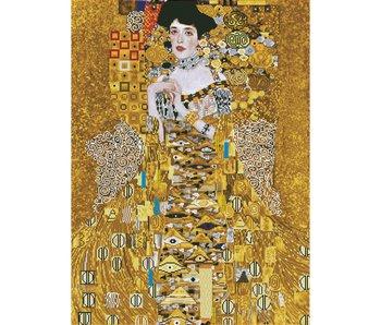 Diamond Dotz Woman in Gold