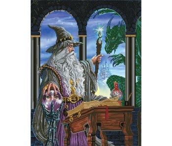 Diamond Dotz Wizards Emissary