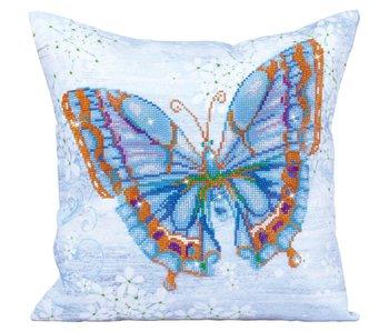 Diamond Dotz Papillon Bleu