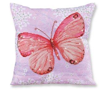 Diamond Dotz Papillon Abricot