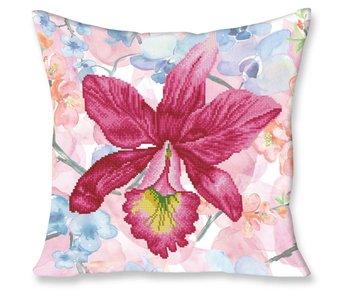 Diamond Dotz Pillow Kit Sparkle Garden Pink