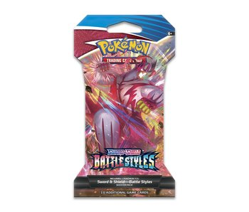 Pokémon TCG Sword & Shield Battle Styles Booster Pacl