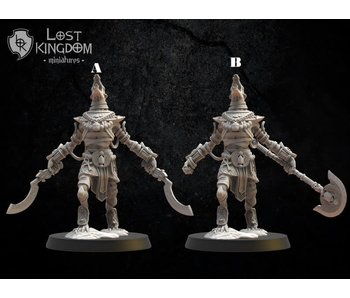 Lost Kingdom Ushebti