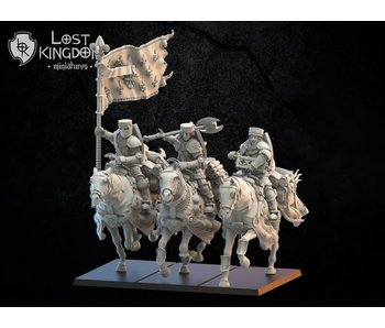 Lost Kingdom Kingdom of Mercia Rangers Command Group