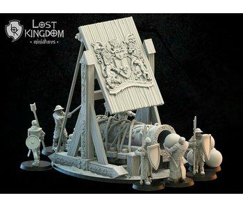 Lost Kingdom Kingdom of Mercia Sacred Bombard