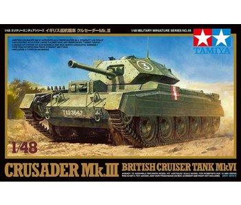 Tamiya 1/48 Crusader Mk Iii