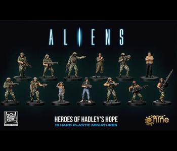 Aliens - Heroes of Hadley's Hope