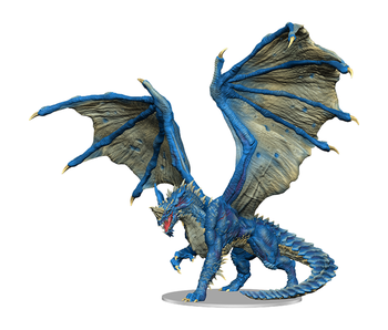 D&D Icons of the Realms - Adult Blue Dragon