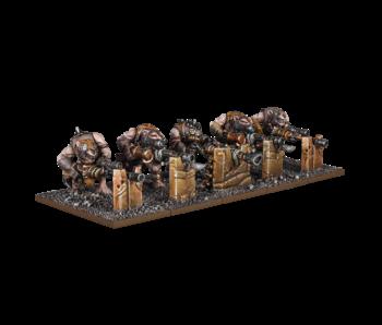 Kings of War Ratkin Clawshots Troop