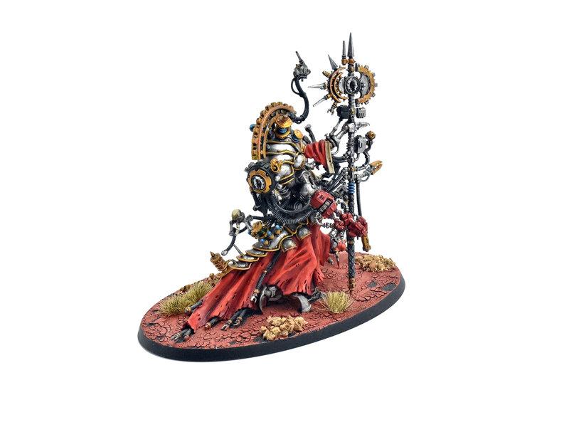 Games Workshop ADEPTUS MECHANICUS Belisarius Cawl #1 WELL PAINTED Warhammer 40K