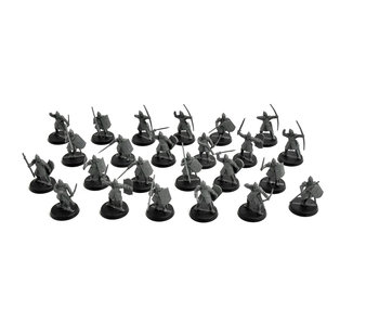 LOTR 24 warriors of minas tirith #1 Middle Earth Games Workshop