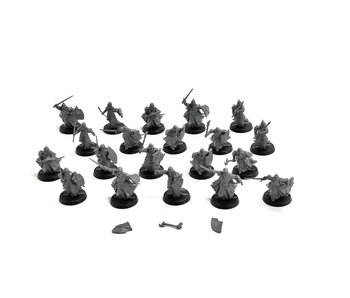 LOTR 20 warriors of the dead #2 Middle Earth Games Workshop