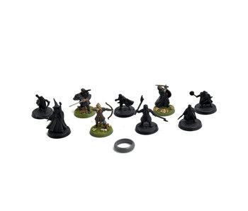 LOTR The fellowship of the rings #1 Middle Earth Games Workshop
