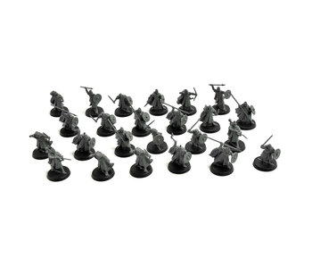 LOTR 24 warriors of rohan #2 Middle Earth Games Workshop