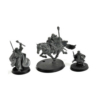 LOTR Gandalf the white and peregrim took #1 Middle Earth Games Workshop