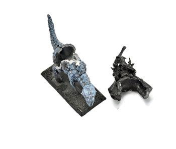 WOOD ELVES Lord Mounted #2 METAL Warhammer Fantasy Games Workshop